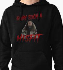 Ruby Such a Misfit - $uicideboy$ Pullover Hoodie