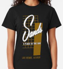Sands Hotel Defunct Las Vegas Hotel Classic T-Shirt