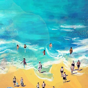 Beachlife by draw4you