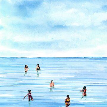 Beachlife 1 by draw4you