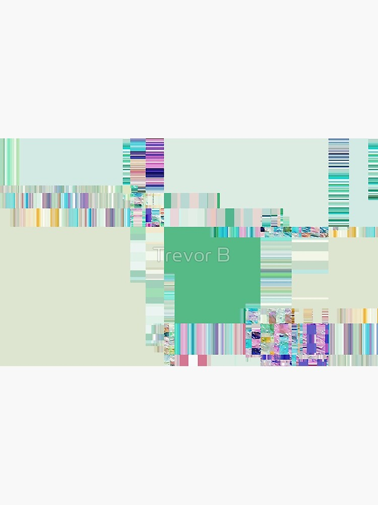 Abstract lines and colour green by CreativeBytes