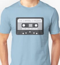 Kirk Van Houten Tape Unisex T-Shirt