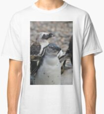 Baby Banded Penguin Classic T-Shirt