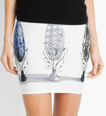 EGGS Pop Art Mini Skirt