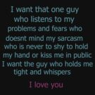 i want that guy by 1chick1