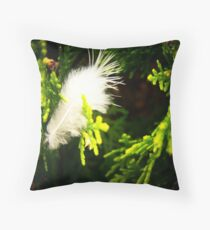 Death and All His Friends. Throw Pillow
