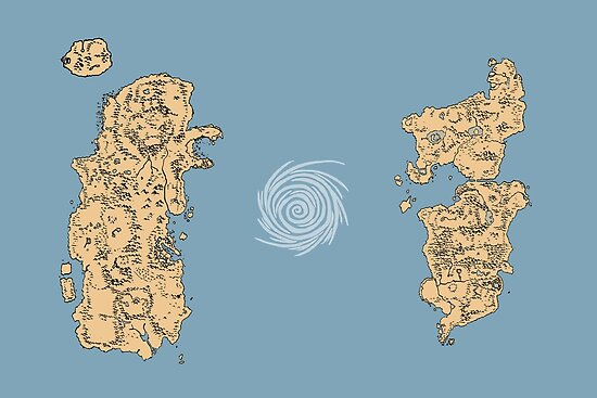 Map of Classic WoW - Vanilla Azeroth\
