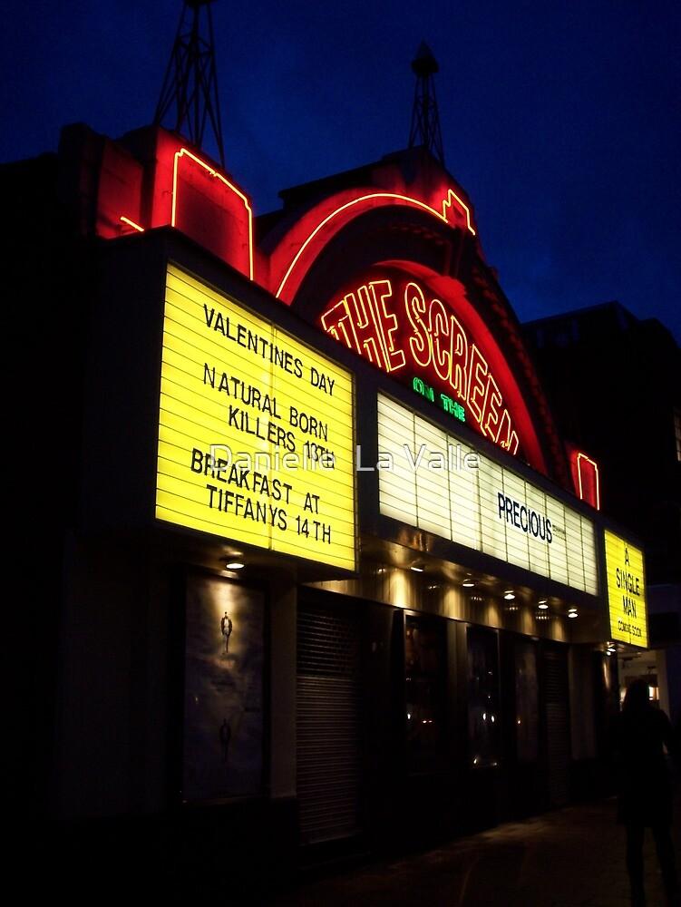 Screen on the Green Islington by Danielle  La Valle
