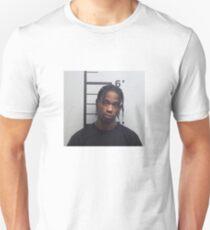 travis scott mug shot Unisex T-Shirt