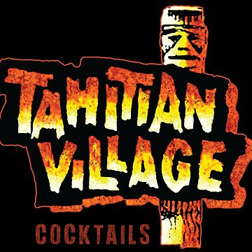 Tahitian Village Coctail Lounge by B-PROVOCATIVE