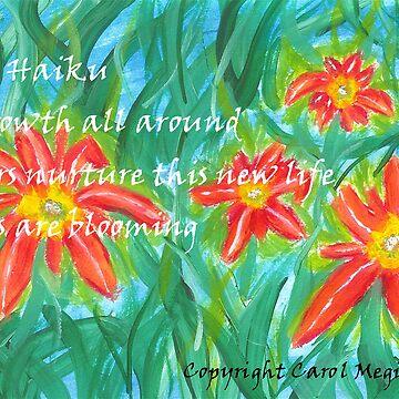 Spring Haiku by kazeseka