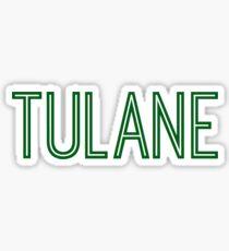 tulane Sticker