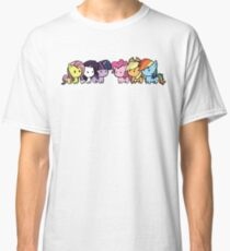 pony group Classic T-Shirt