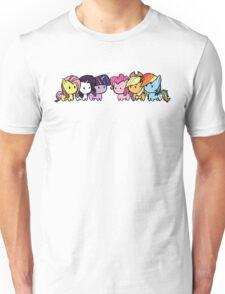 pony group Unisex T-Shirt