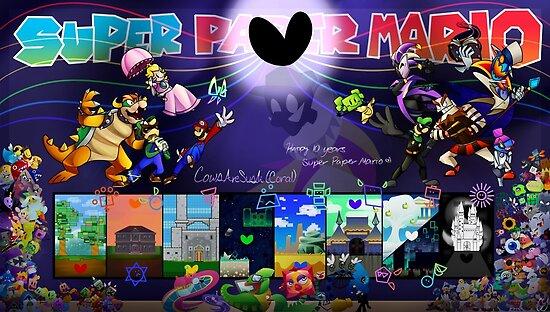 paper mario online game
