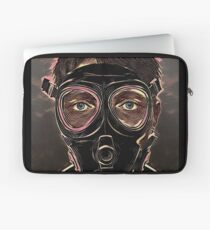 INFERNO MASK DOWN Laptop Sleeve