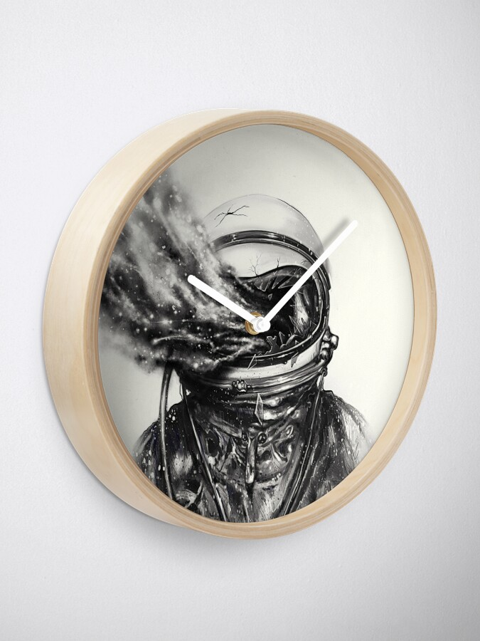 Alternate view of Transposed Clock