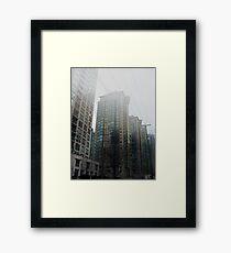 Back to the Future - II Framed Print