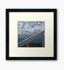 Earth and Sky II Framed Print
