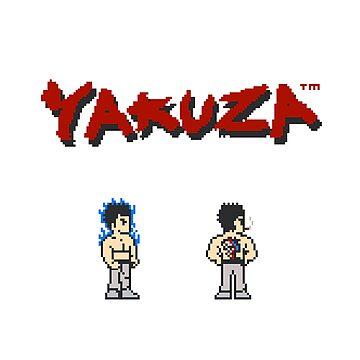 Yakuza by PFCpatrickC