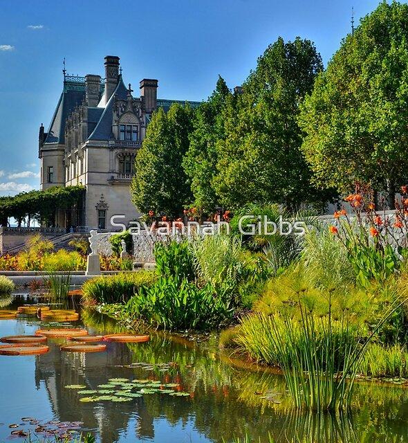 The Biltmore Estate Gardens by S Gibbs