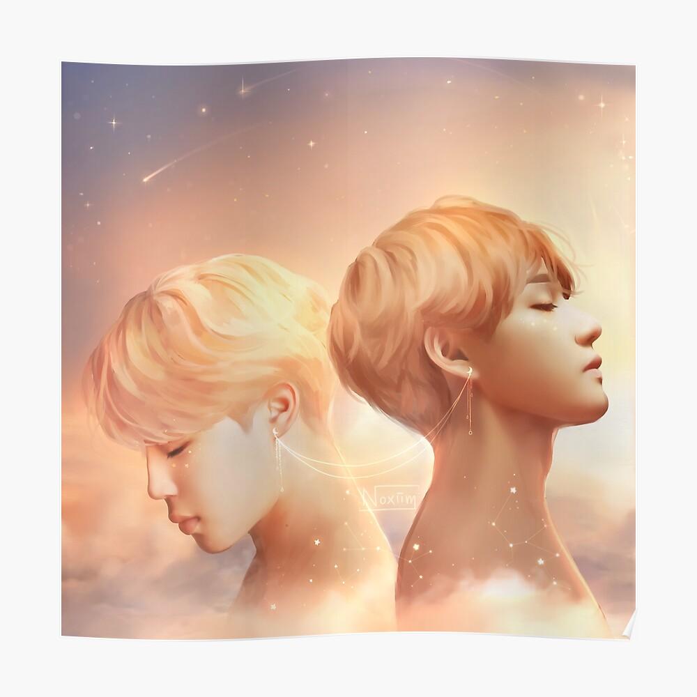 Sterne aus derselben Konstellation Poster