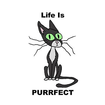 Life Is Purrfect by CattapanComics
