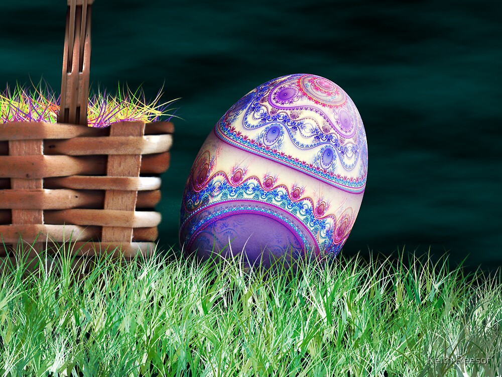 Happy Easter by Keith Reesor