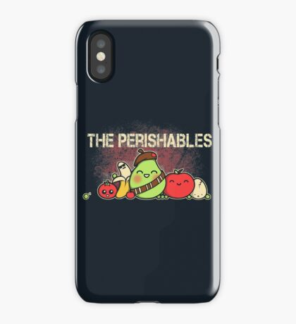 The Perishables iPhone Case/Skin