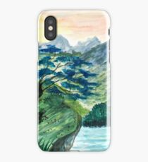 Rocks and Trees iPhone Case/Skin