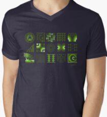 The Green Sunset. T-Shirt