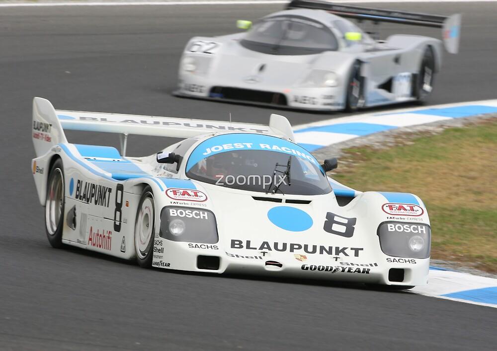 Porsche 962 by zoompix