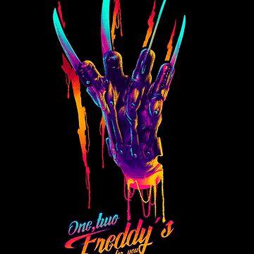 Freddy kommt für dich von Gerkyart