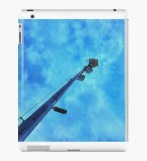 floor lamp iPad Case/Skin
