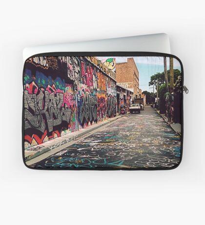 Graffiti street Sydney Laptop Sleeve