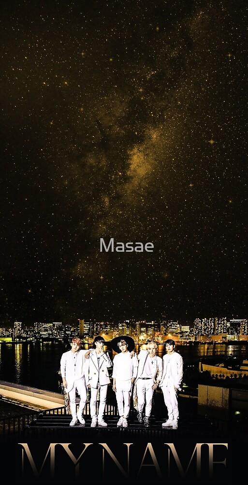 MYNAME (kpop) by Masae