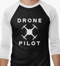 Drone Pilot - Hobby Drone Flying T-Shirt Men's Baseball ¾ T-Shirt