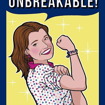 Unbreakable! by jenpauker