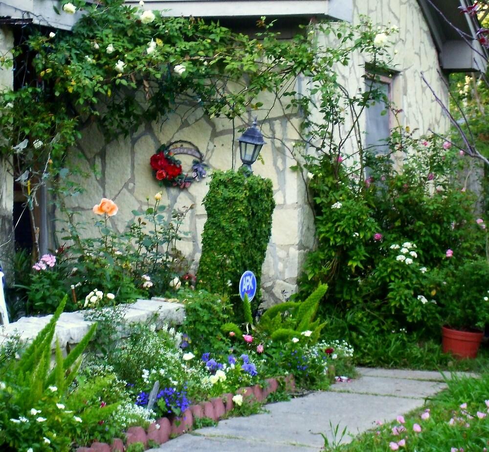 HOME SWEET HOME by Dalzenia Sams