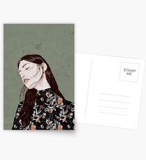 THE REVENGE ELENA GARNU Postcards
