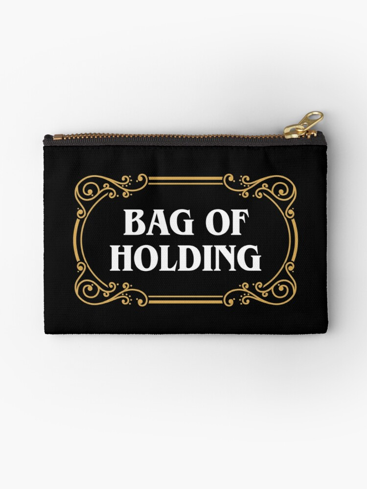 Bag of Holding by pixeptional