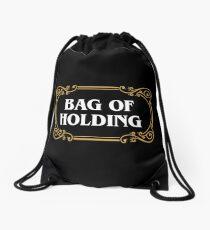 DnD Bag of Holding Drawstring Bag