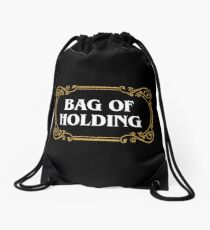 Bag of Holding Drawstring Bag