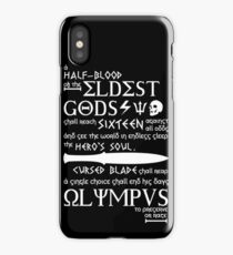 Percy Jackson iPhone cases & covers for XS/XS Max, XR, X, 8