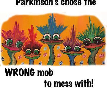 wrong mob by Bobbleheadnanna