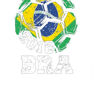 Support Brazil t shirt by The-Painter