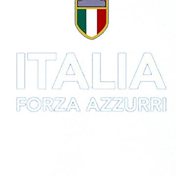Support Italy T-Shirt  by The-Painter