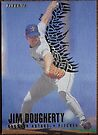 032 - Jack Dougherty by Foob's Baseball Cards