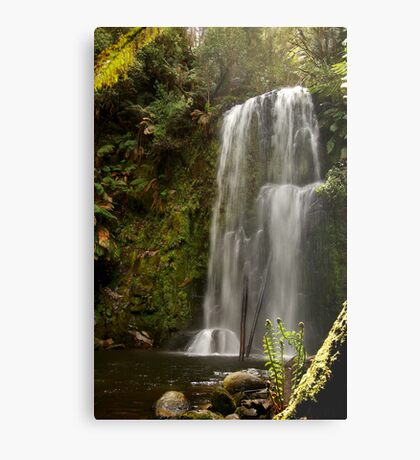 Beauchamp Falls Otways Metal Print