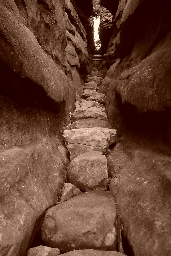 Passages in Stone  by mystery